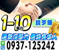 【借錢免求人 還款沒壓力】證件借款 輕鬆借款 | 1-10萬 絕對保密【即樂貸】